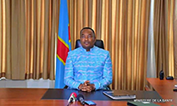 DRC Minister of Public Health